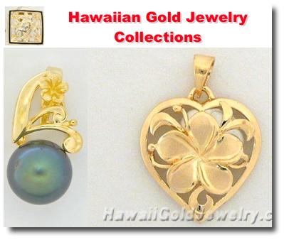 hawaiian gold jewelry hawaiian gold jewelry with heart s pendants earring rings bracelets view the hawaiian gold jewelry that features hearts pendants earring rings mozeypictures Gallery