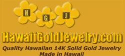 Hawaii Gold Jewelry